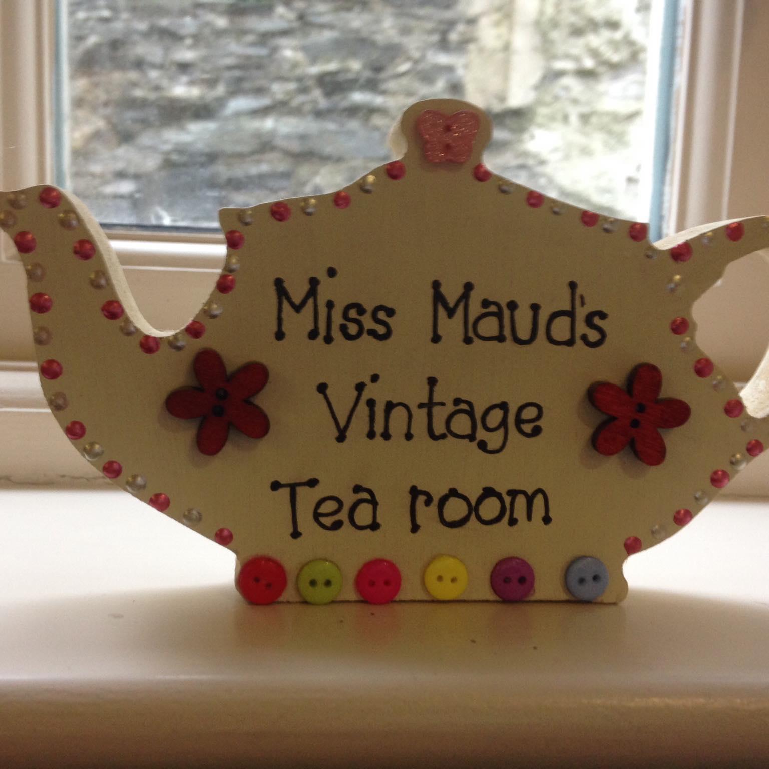 Miss Maud's Vintage Tearoom