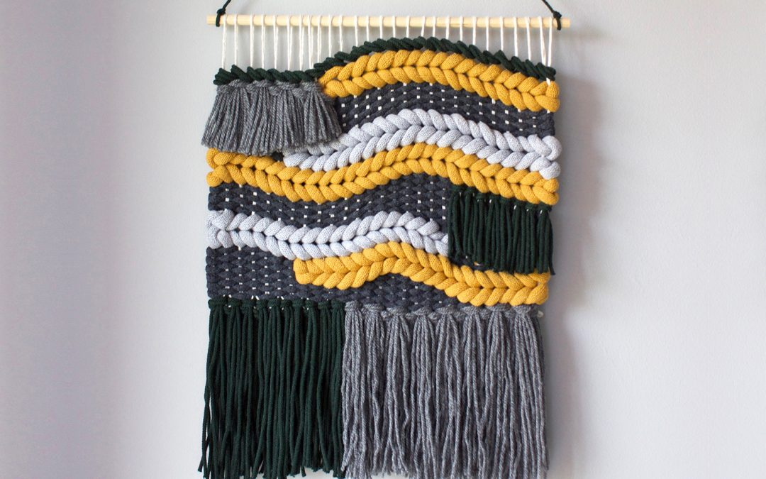 Learn to Weave with Little Tangle
